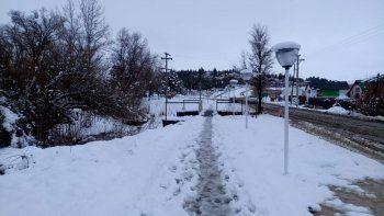 argentina sin luz: la cordillera sufre por el apagon y la nieve