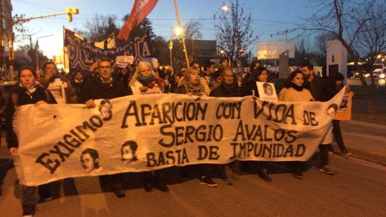 Una marcha convocante reclamó por la verdad
