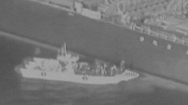 EE.UU. publicó un video sobre el ataque al barco petrolero