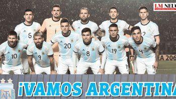 arranca la ilusion y lmn te regala el poster de la seleccion argentina