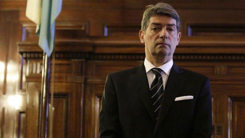 Rosatti cuestionó los proyectos K para politizar la Justicia