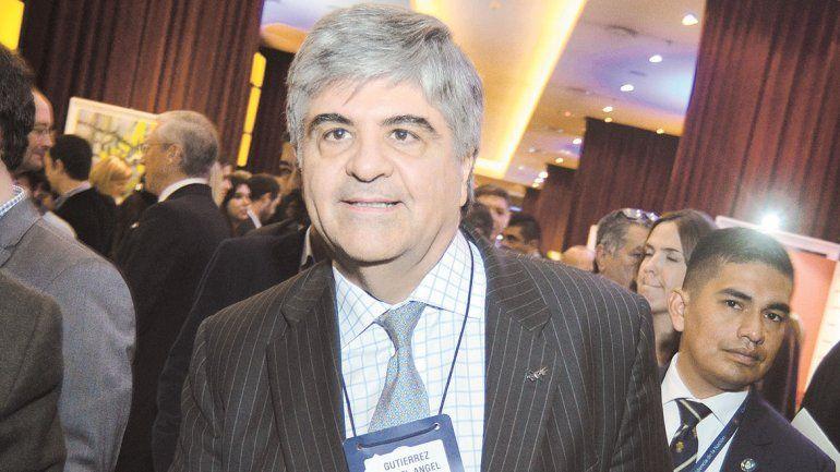 Miguel Gutiérrez: Sentimos el deber de mostrar el camino del GNL