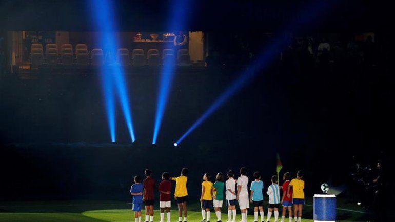 ¿Cómo fue la inauguración de la Copa América en el Morumbí?