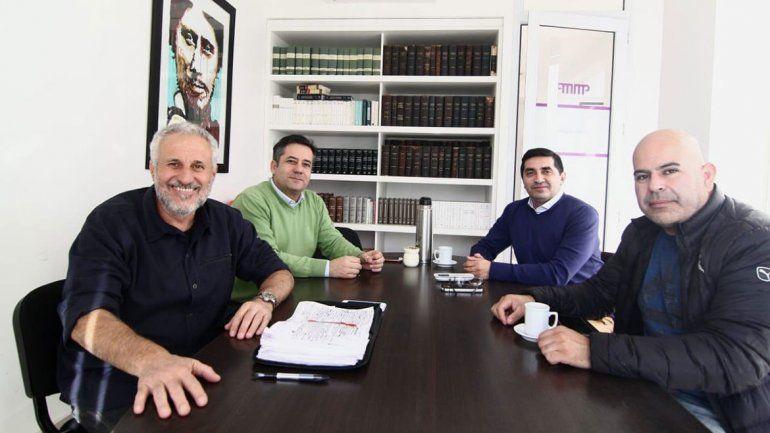 Acuerdo UNE-Siempre de cara a las elecciones municipales de Plottier