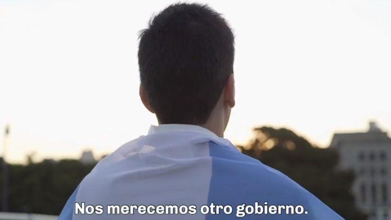 Mirá el video de Sergio Massa que fue elogiado por CFK