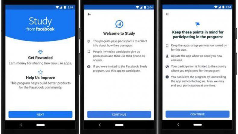 Mirá la nueva app que te pagará por acceder a tus datos