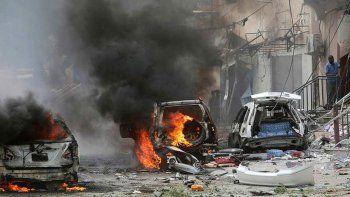 dos explosiones dejan 13 victimas fatales en somalia