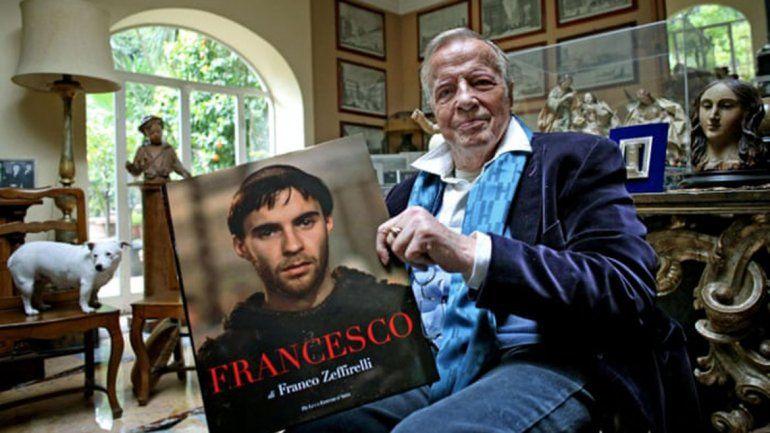 Murió el mítico director Franco Zeffirelli