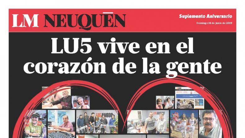 LU5 vive en el corazón de la gente