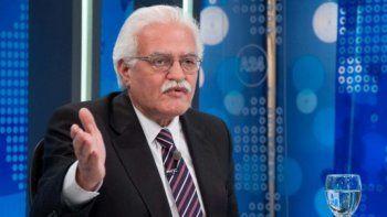 a los 69 anos, murio el economista y politico aldo pignanelli