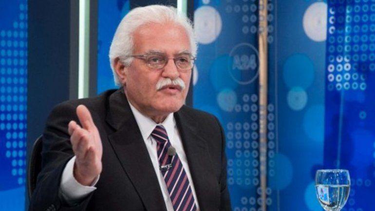 A los 69 años, murió el economista y político Aldo Pignanelli