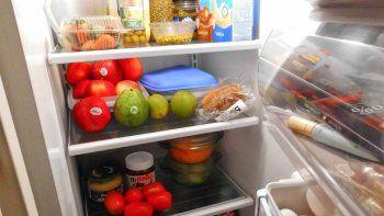 ¿que hacer con la comida despues de medio dia sin heladera?