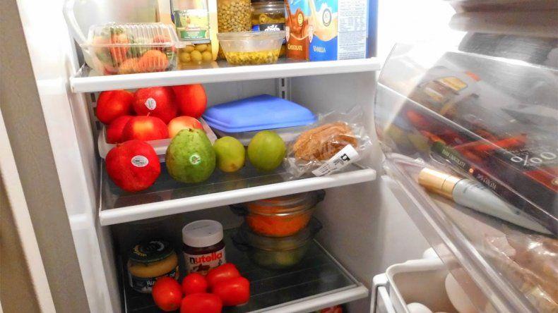 ¿Qué hacer con la comida después de medio día sin heladera?