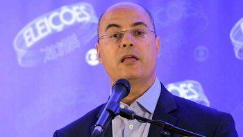 gobernador de rio hablo de un misil contra las favelas