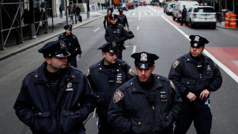 Se suicidaron tres policías de Nueva York en pocos días