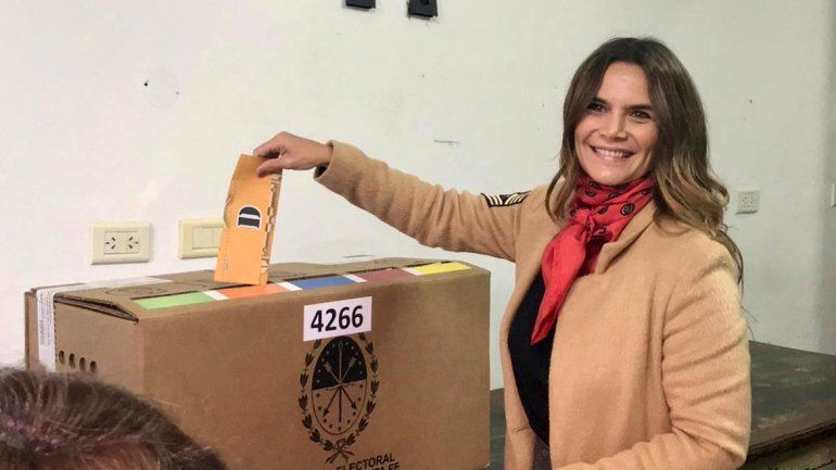 Amalia Granata fue electa diputada en Santa Fe: Ganó la defensa de la vida