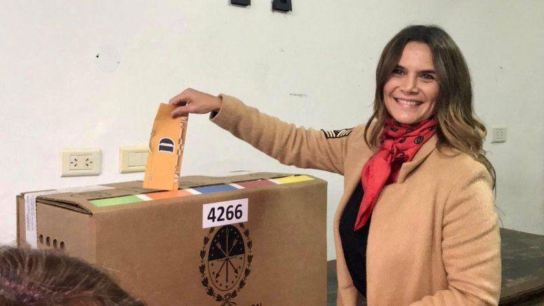 Amalia Granata aún no asumió y ya renunció a su partido