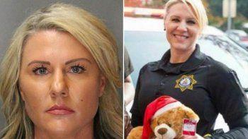 una oficial de alguacil tuvo sexo con un menor de edad en california