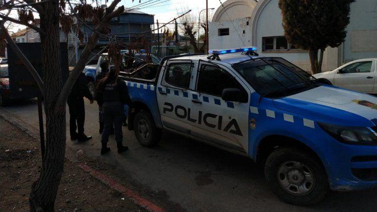 Lo detuvieron tras intentar asaltar a una mujer en Huincul