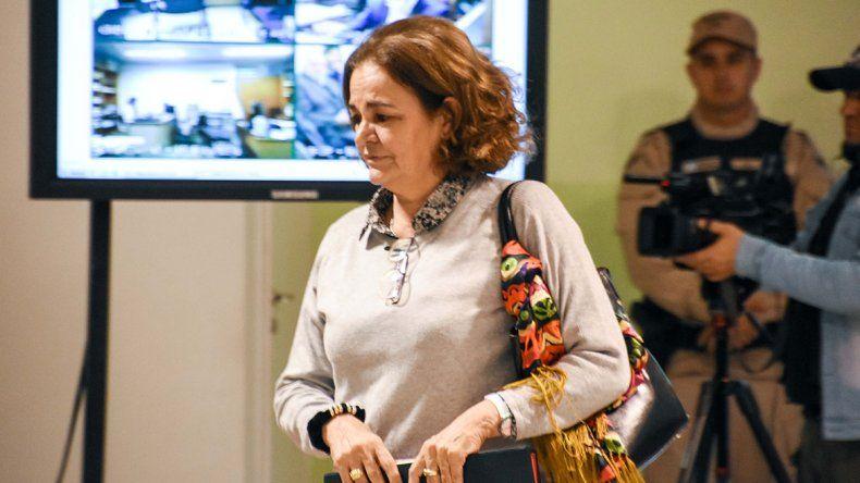 Juicio Escuelita VI: Mi esposo, a pesar de las torturas, no entregó a nadie