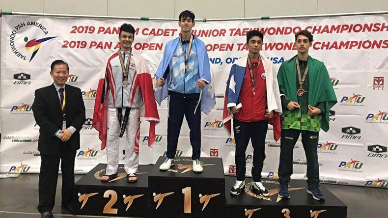 José Luis Acuña: Sueño con ser campeón mundial entre los adultos
