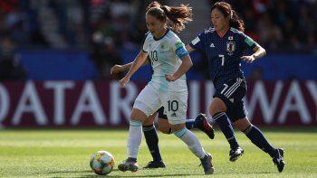 francia 2019: argentina, por un pase historico a octavos
