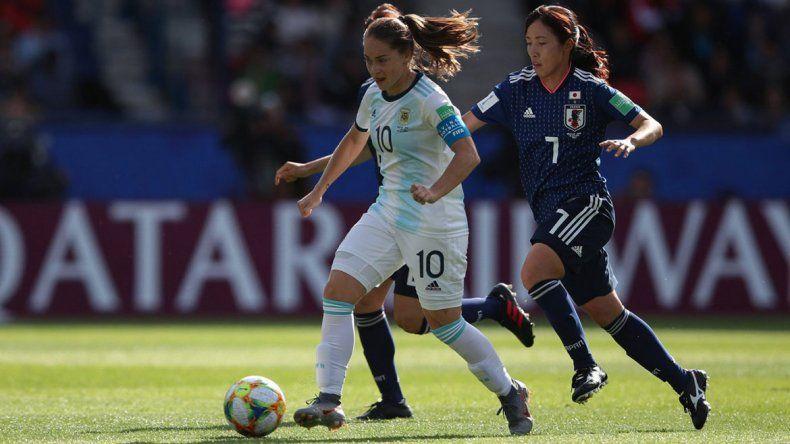 Argentina, por un pase histórico a octavos en el Mundial femenino de Francia