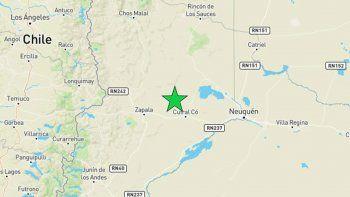 sismologia chile tambien salio al cruce de giusti por el sismo