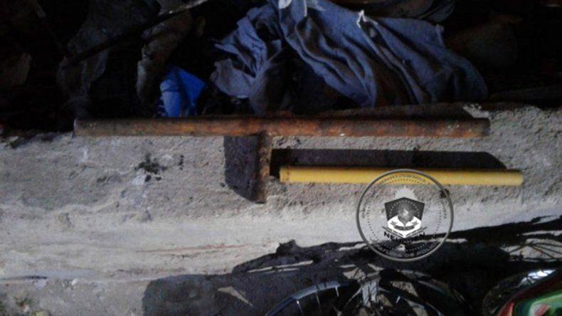 Cutral Co: secuestran una tumbera y droga en múltiples allanamientos