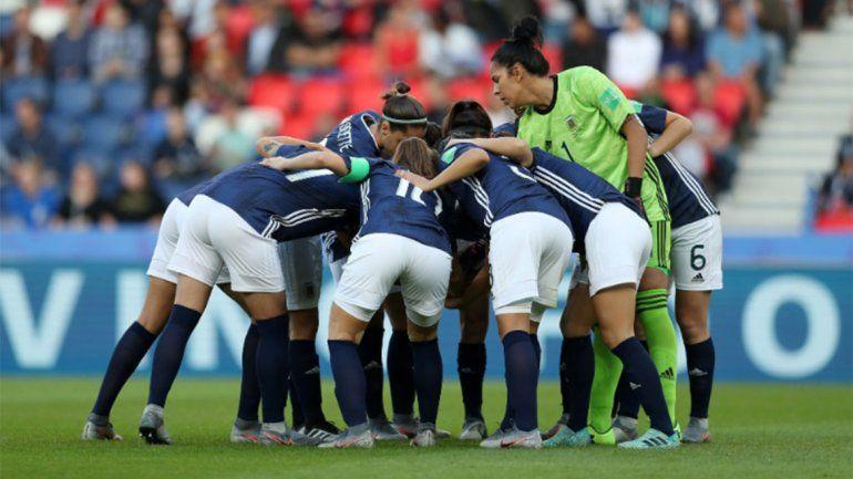 Los resultados no acompañaron la épica de las pibas y la Selección femenina quedó afuera del Mundial