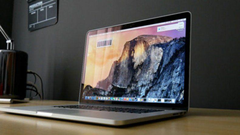 MacBook Pro: piden su retirada del mercado por riesgo de incendio