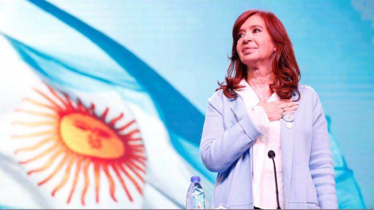 Día de la Bandera: Cristina cuestionó al Gobierno en un acto en Rosario