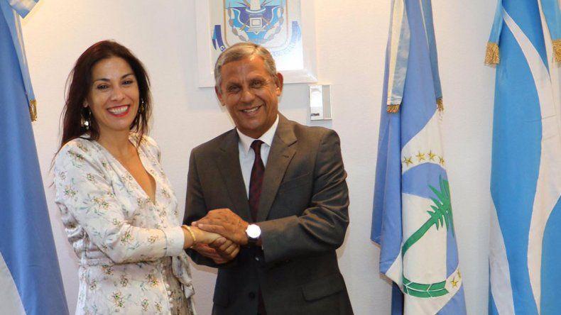 Quiroga con Crexell en la boleta local de Macri