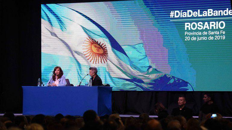 CFK: Hubiera sido amante de Manuel Belgrano