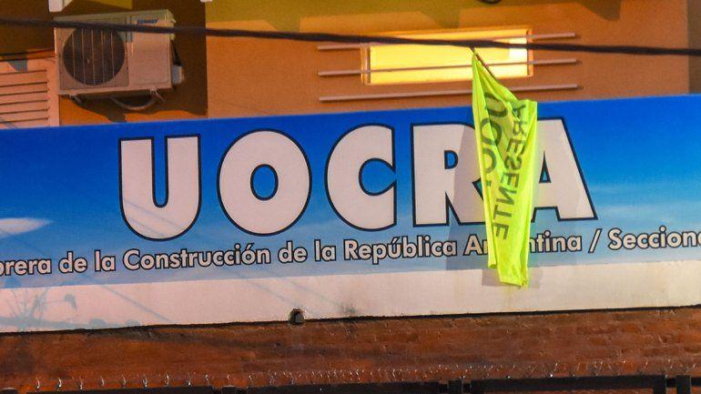 Centenario: trabajador de la Uocra resultó herido en un presunto apriete