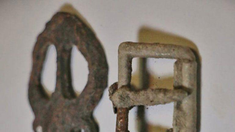 Hallaron reliquias de la antigua capital Chos Malal