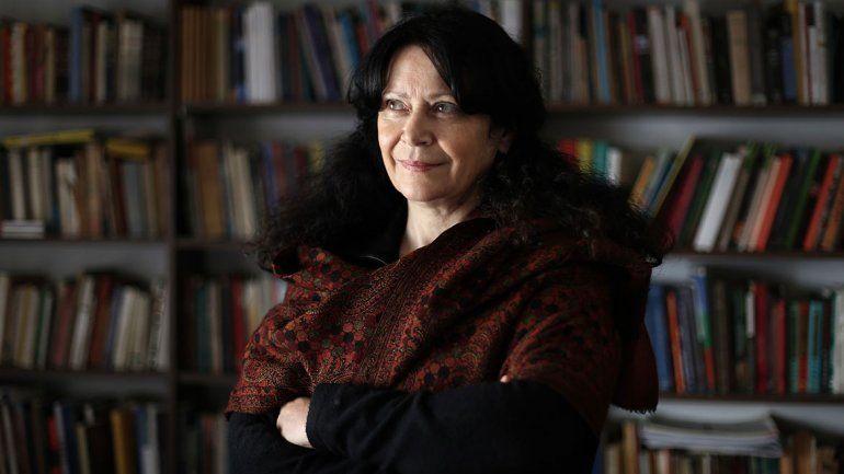 Hoy habrá un café literario con Maristella Svampa