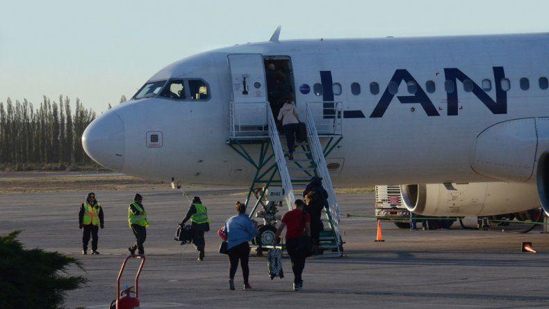 El frustrado vuelo a Santiago nunca sirvió al turismo