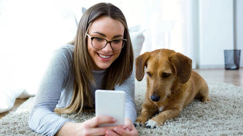 Tener un perro es muy bueno para el corazón