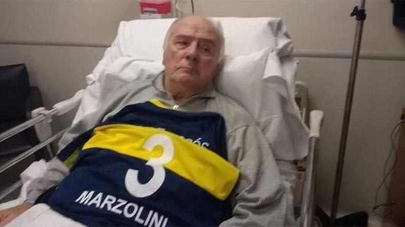 Silvio Marzolini sufrió un ACV y generó preocupación en el mundo Boca