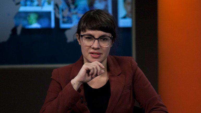 Gisella Marziotta, ¿del periodismo a la política?