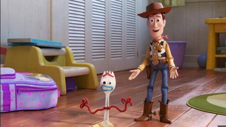 Toy Story 4, al inifito y más allá