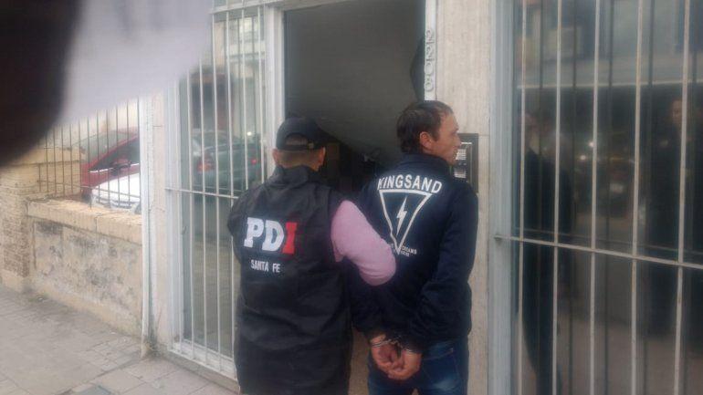 Detuvieron en Santa Fe a uno de los prófugos de la megabanda de Chiqui Forno