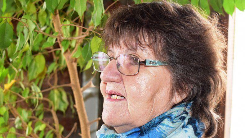 Angélica superó un cáncer y ayuda a los que dan pelea