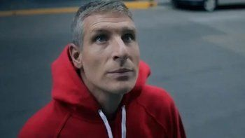 video: martin palermo flasheo con la casa de papel 3