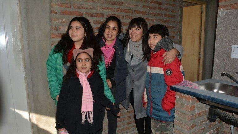 Zapala: 23 familias cumplieron el sueño de la casa propia