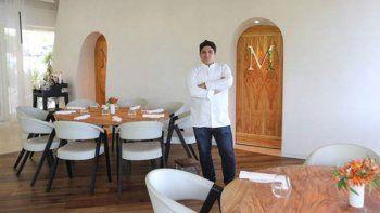 ¿cuanto sale comer en el restaurante de un chef argentino elegido entre los mejores del mundo?