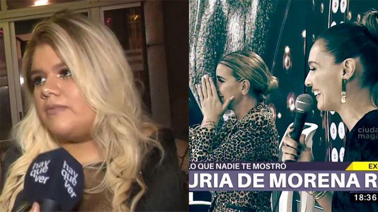 Pampita y Flor Peña se rieron de More Rial y ella explotó: Son dos soretes