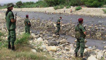 colombia acuso a venezuela de una incursion militar