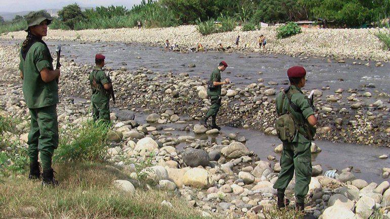 Colombia acusó a Venezuela de una incursión militar
